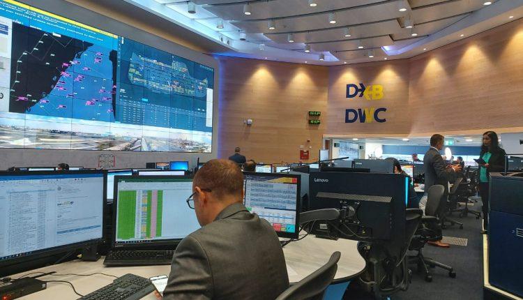 Dubai Airports Opens High Tech Airport Operations Control Centre Aocc Dubai News Tv