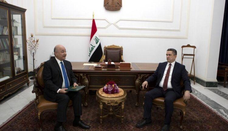 iraqi president barham salih has appointed adnan al zurfi