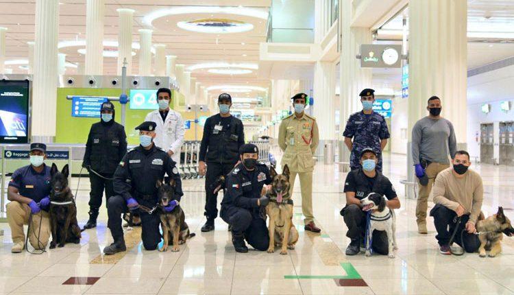 uae police dogs
