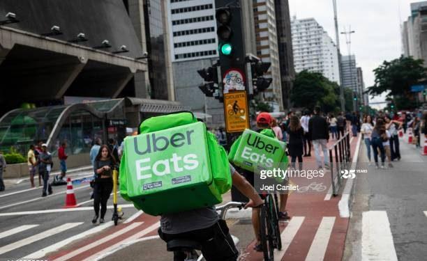 uber food