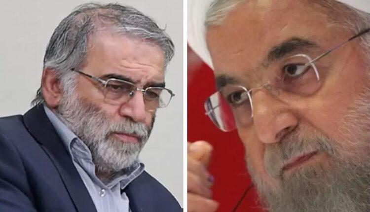 iran nuclear scientist death