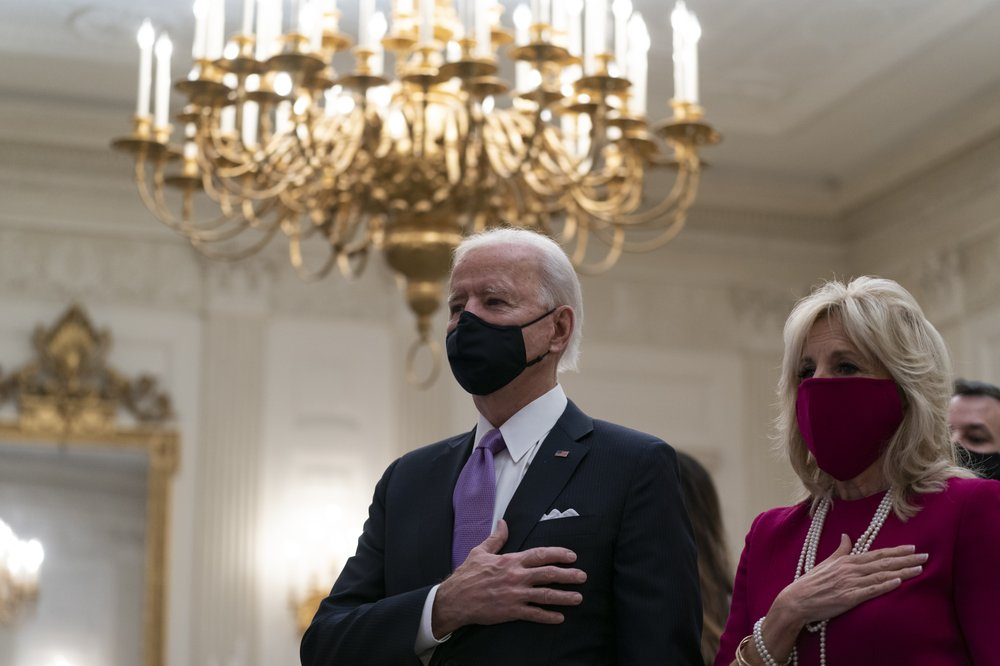 Biden Proposes 5 Year Extension Of Nuke Treaty