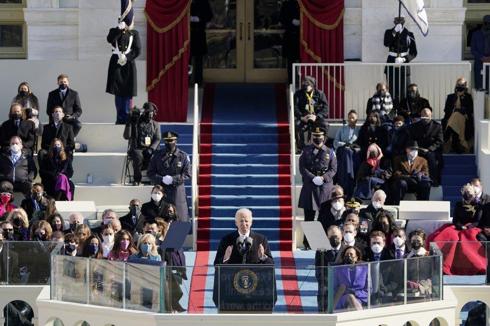 Biden Sees A World Changed