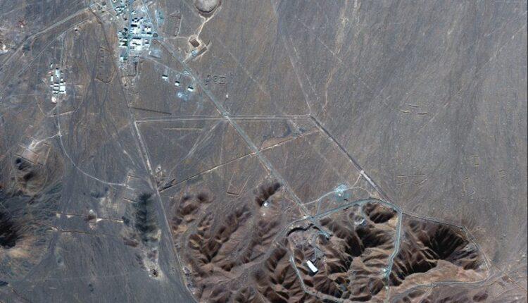 Iran uranium enrichment