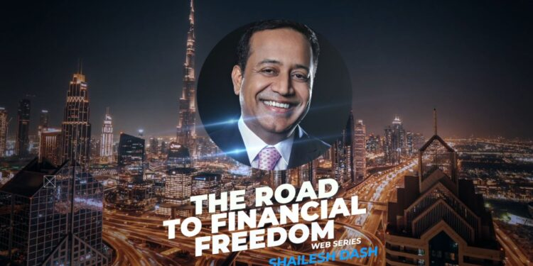 Road To Financial Freedom By Shailesh Dash