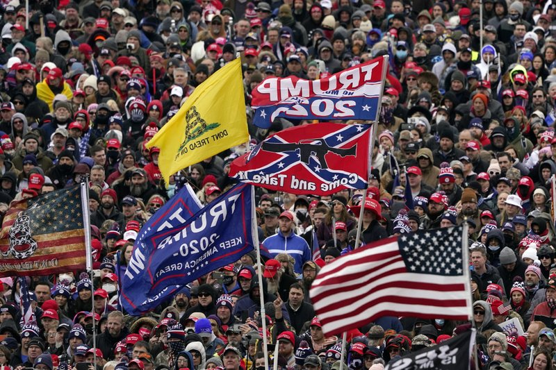 Some In The Gop Parrot Far Right Talk Of A Coming Civil War