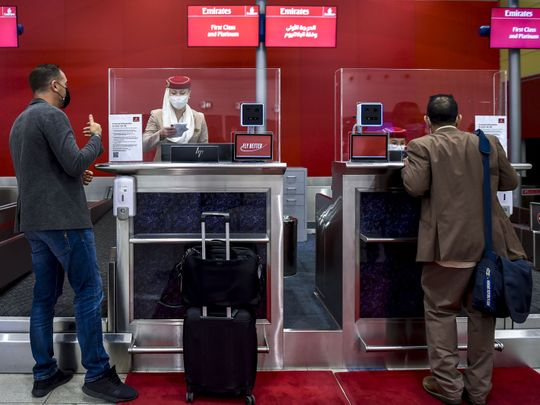 uae smart travel,smart travel your face is now your passport at dubai airport