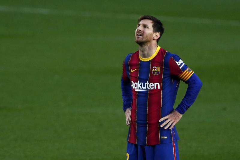 barcelona loses, misses chance to take the lead in spain