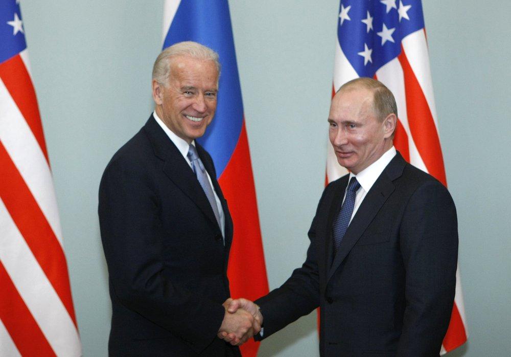 us president joe biden and russian prime minister vladimir putin