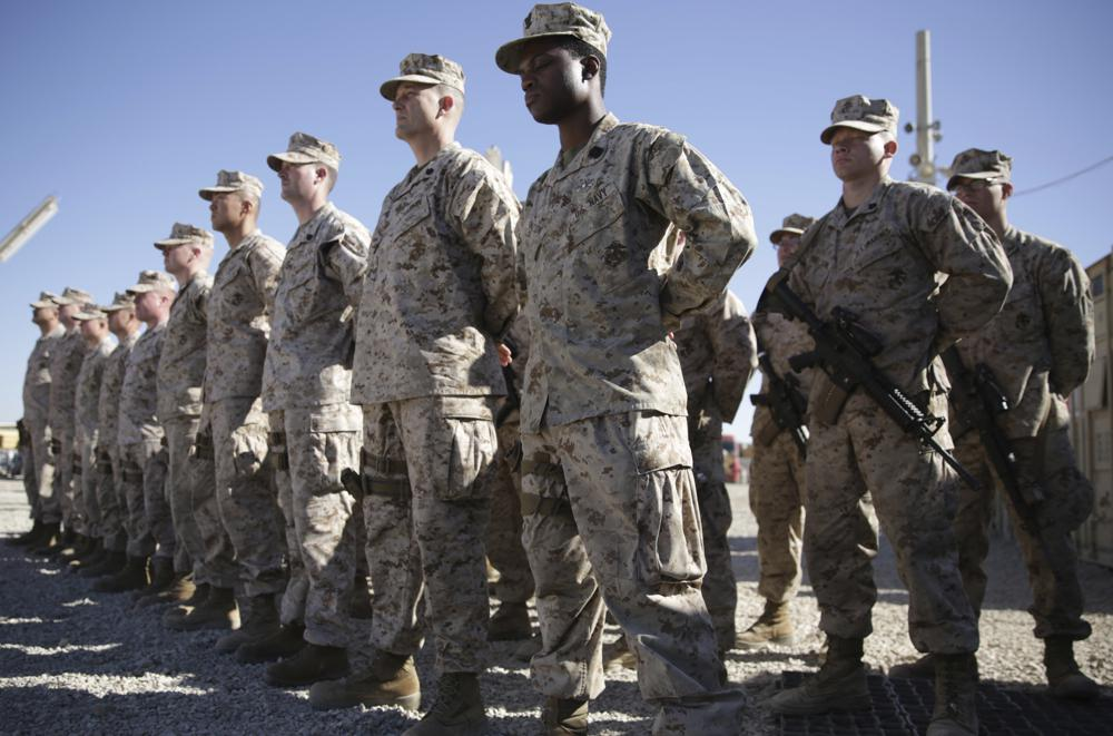 formal start of final phase of afghan pullout by us