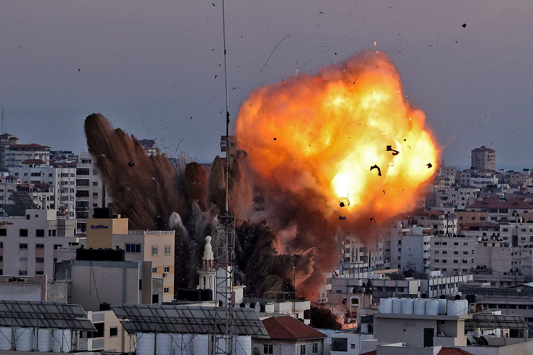 palestinian israel gaza conflict