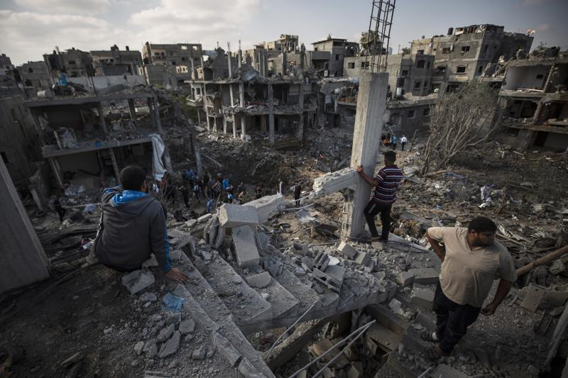 israeli military attack on gaza strip