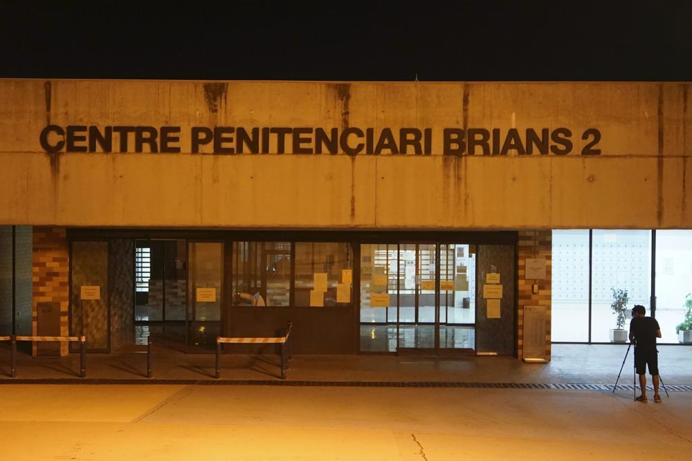 brians 2 penitentiary center in sant esteve sesrovires