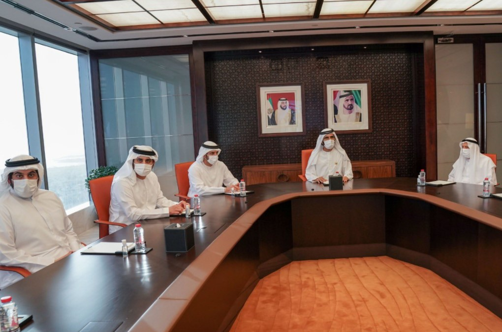 economy is our top priority sheikh mohammed