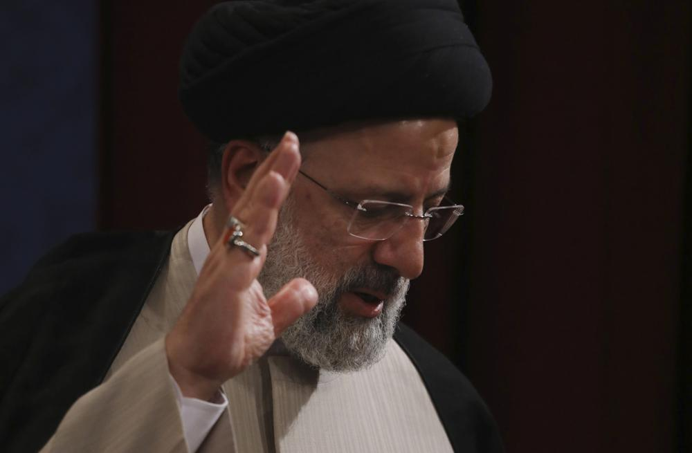 iran's new president elect ebrahim raisi