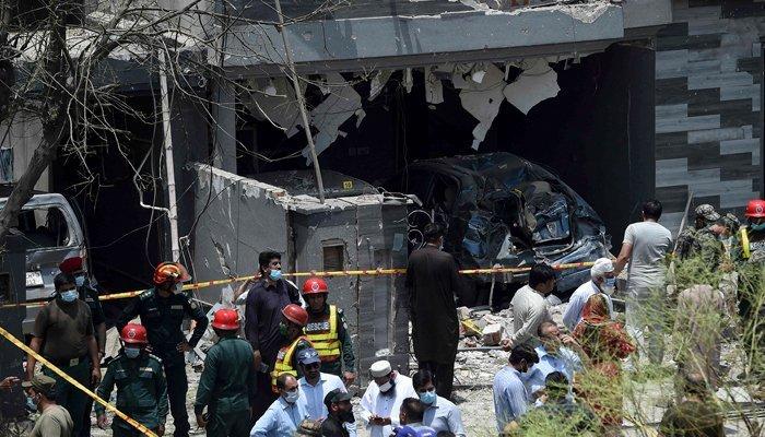 lahore blast,johar town blast,pakistan arrests ttp actvist,eid gul