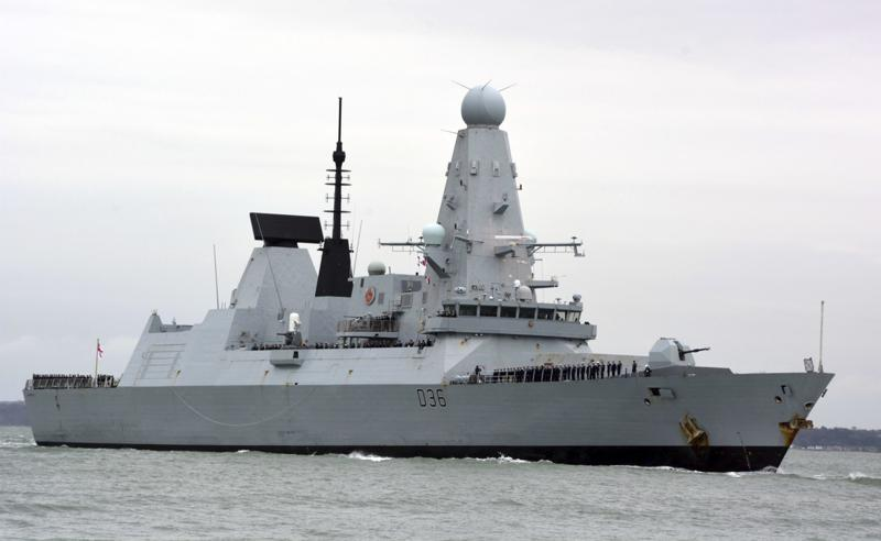 russia fires warning shots to deter uk warship in black sea