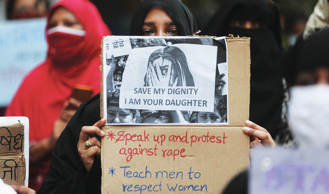 muslim women 'put up for sale' online decry islamophobia in india