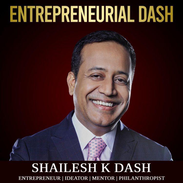 the enterpreneurial dash,no. 1 business podcast in uae,shailesh dash,dubai news tv,dubai news,podcast,entrepreneur