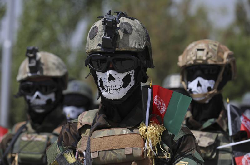 us, nato pledge billions to back afghan forces