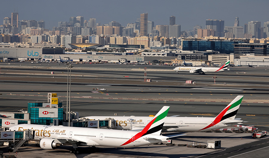 rapid pcr test is a must for dubai,pcr test for dubai,dubai travel advisory,rapid pcr test,travel advisory by emirates airline
